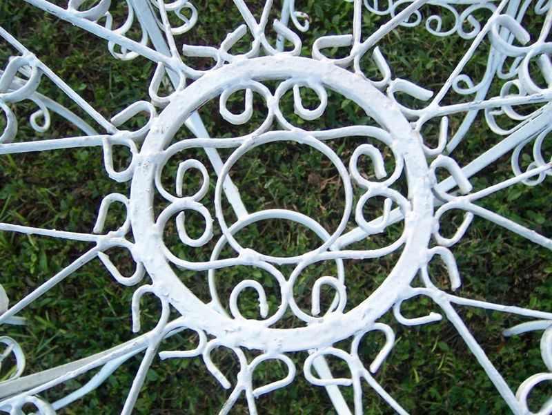 Wrought-iron-work