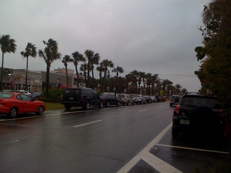 Rainy Day in Sarasota