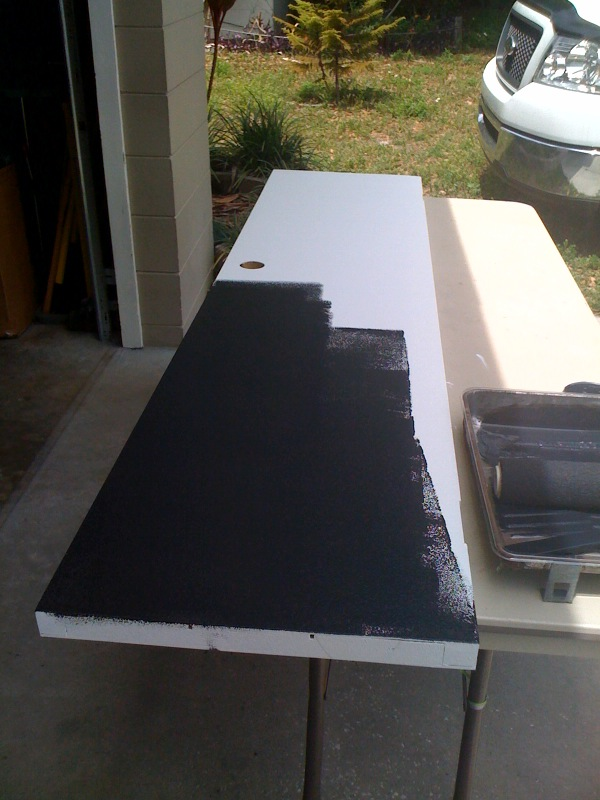 Chalkboard Paint Application