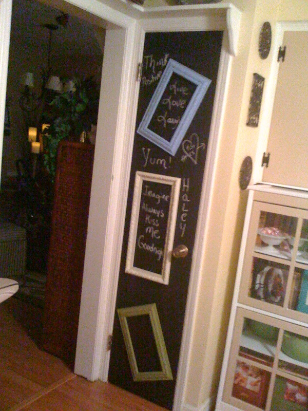 Pantry Door finished